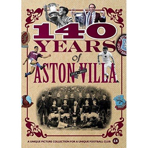 140 Years of Aston Villa
