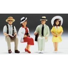 American Figures, Seated - Accessory - LGB L51406