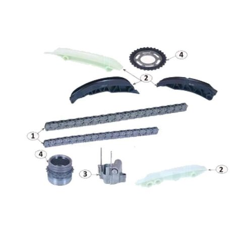 Bmw 5 Series 520d/525d/530d/535d E60 2005-2010 Timing Chain Kit