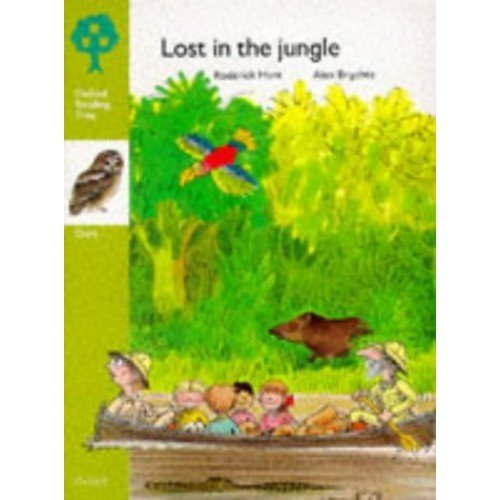 Oxford Reading Tree: Stage 7: Owls Storybooks: Lost in the Jungle