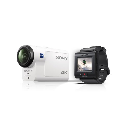 Sony FDR-X3000R 4K Action Cam | Handheld 4K Video Camera