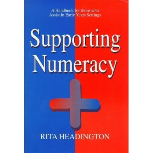 Supporting Numeracy: A Handbook for Those Who Assist in Early Years Settings