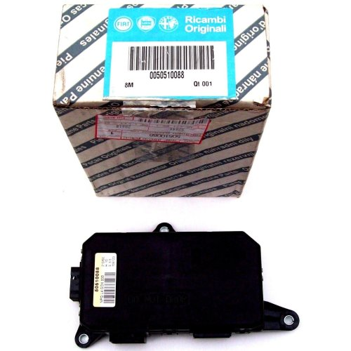 Alfa Romeo 159 Genuine New Electric Window Control Module Front Right 50510088