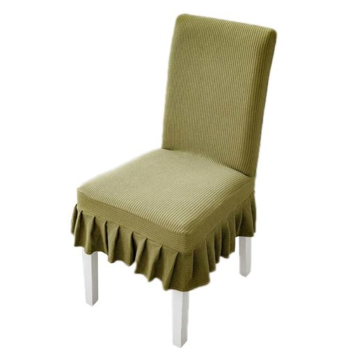 Knit Stretch Dining Room Chair Slipcover - The Chair is not Included - 16