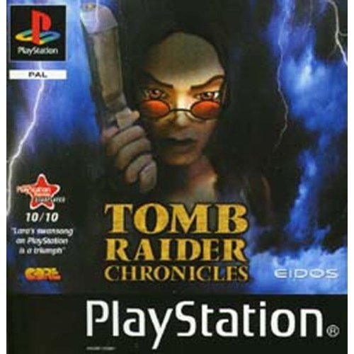 Sony Playstation - Tomb Raider Chronicles (PSone)