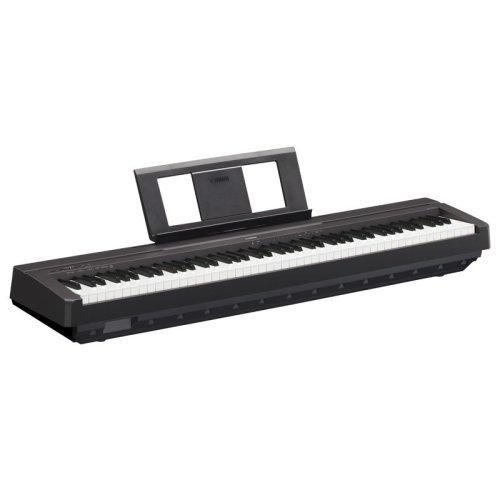 Yamaha P-45 Digital Piano, Black