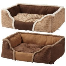 Bunty Kensington Dog Bed | Fleece Pet Bed