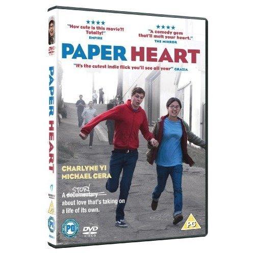 Paper Heart [dvd]