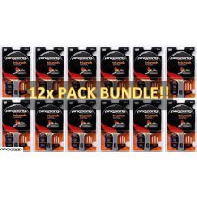 Ping Pong Triumph BUNDLE - Pack of 12x Rackets
