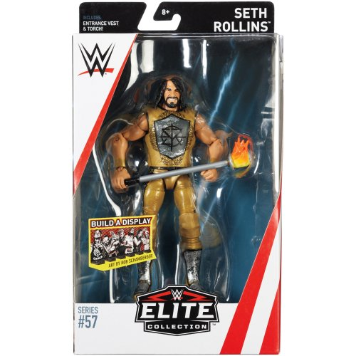WWE Elite Collection Series  57 Seth Rollins Action Figure