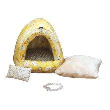 Warm Pet Habitat Hamster Hammock Cotton Chinchilla Hanging Bed Decor House -A2