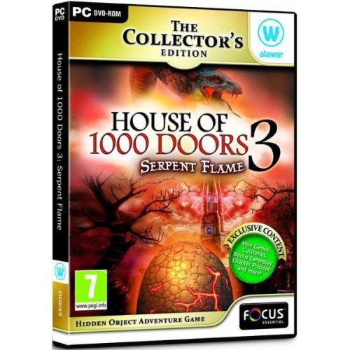 House of 1,000 Doors: Serpent Flame