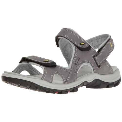 Ecco ECCO OFFROAD LITE, Women's Sandals, Grey (54302titanium/concrete), 6  UK (39 EU)