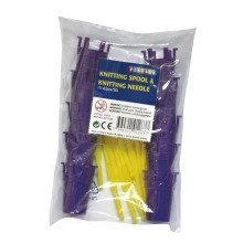 Pbx2471120 - Playbox - Knitting Spool & Needle X 10