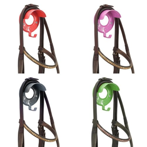 Stubbs Bridle Rack Single S20