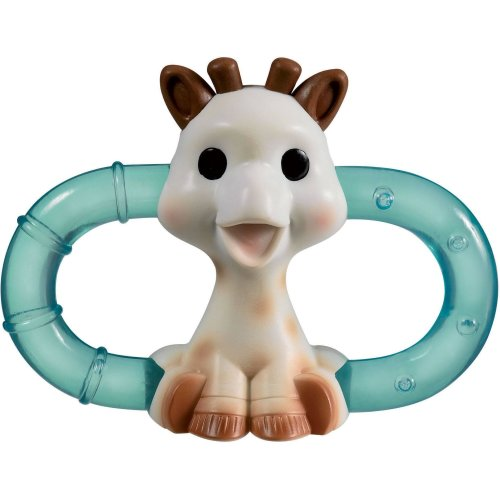 Sophie the Giraffe Double Ice Bite Teething Ring