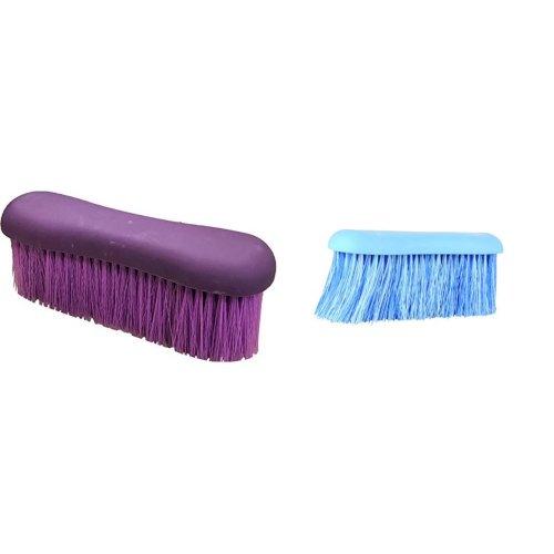 Roma Soft Grip Long Bristle Dandy Brush