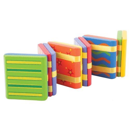 Bigjigs Toys Wooden Jacobs Ladder - Stocking Fillers, Pocket Money Toys