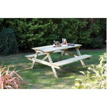4ft Picnic Bench