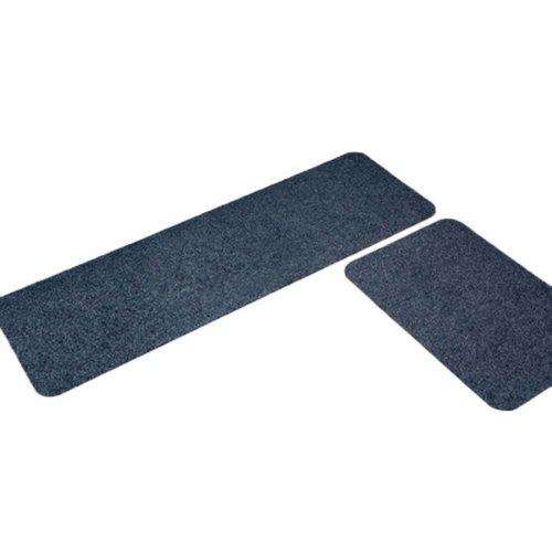 Kitchen Mats Long Absorbent Foot Pad Bathroom Non-slip Doormat Bedroom Carpet_A17