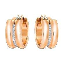 Swarovski Fun Hoop Pierced Earrings - 5224976