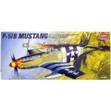 Aca12464 - Academy 1:72 - P-51b Mustang