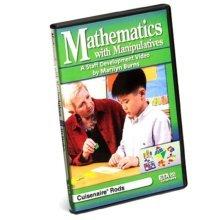 ETA hand2mind Staff Development Video Series: Mathematics with Manipulatives by Marilyn Burns, Cuisenaire Rods DVD