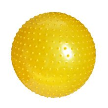 Thicken Yoga Ball Massage Ball Keep Fit For Child And Adult-Yellow