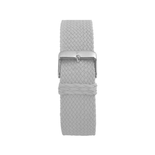 Wallace Hume Cool Grey Men's Perlon Watch Strap
