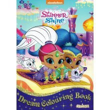 Shimmer and Shine Dream Colouring Book