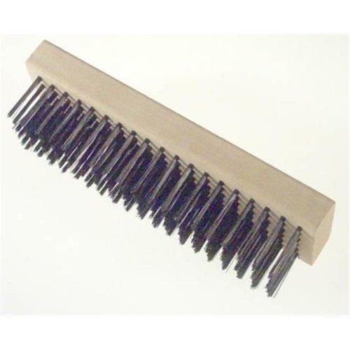 Straight Back Wire Scratch Brush