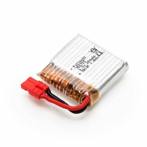 1 Piece 3.7v 380mAh Lipo Battery for Syma X21 X21W WIFI FPV Mini Drone Spare Parts