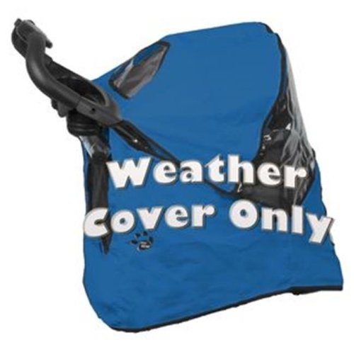 Pet Gear PG8050ST Weather Cover for Happy Trails Stroller
