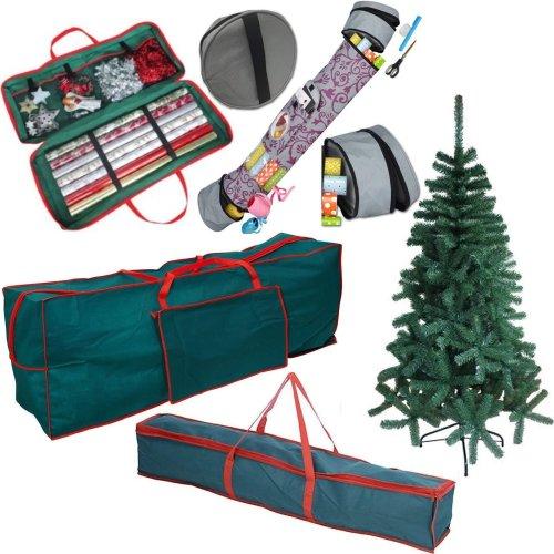 Christmas Tree Storage Bags / Wrap Organizers