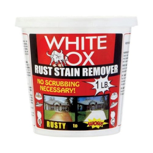 White-OX 1483205 1 lbs Rust Remover Crystals