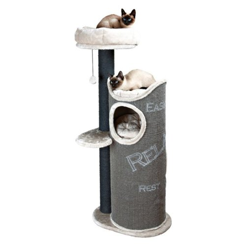 Large Cat Tree with Dens Platform Tower Play Scratching Post Sisal