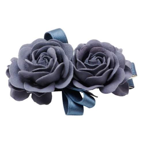 So Beauty Women's Flowers Hair Barrette Clip Accessory