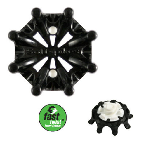 Softspikes Pulsar Golf Spikes Fast Twist Connector