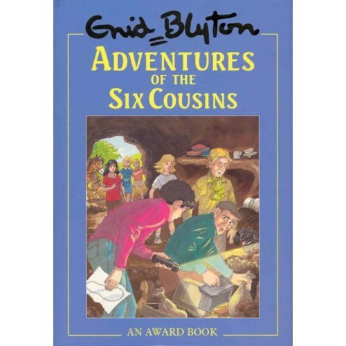 Adventures of the Six Cousins  (Enid Blyton's Omnibus Editions)