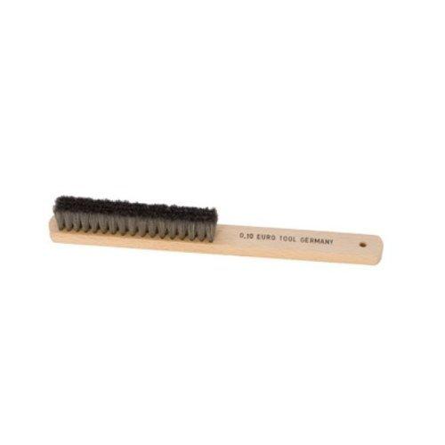 Wood Handle Metal Brushes Steel