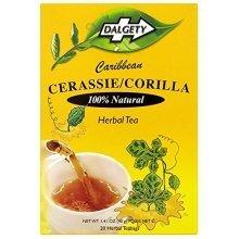 Dalgety Herbal Tea - 20 Cerassie/Corilla Teabags