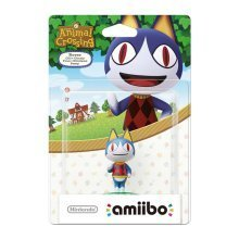 Rover Amiibo Character - Animal Crossing Collection Nintendo Wii U/3DS