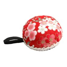 Set of 2 Wearable Pin Cushions with Wrist Band for Needlework - 25