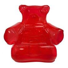 Thumbs Up Inflatable Gummy Bear Chair -  gummy chair thumbs up inflatable bear