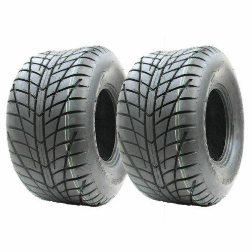 20x10.00-9 ATV quad tyre Wanda P354 ATV rear tyres Road legal Set of 2