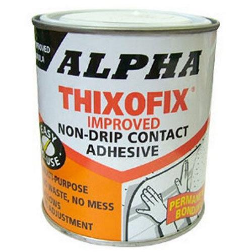 Alpha Dunlop Thixofix Contact Adhesive 1 Litre Tin