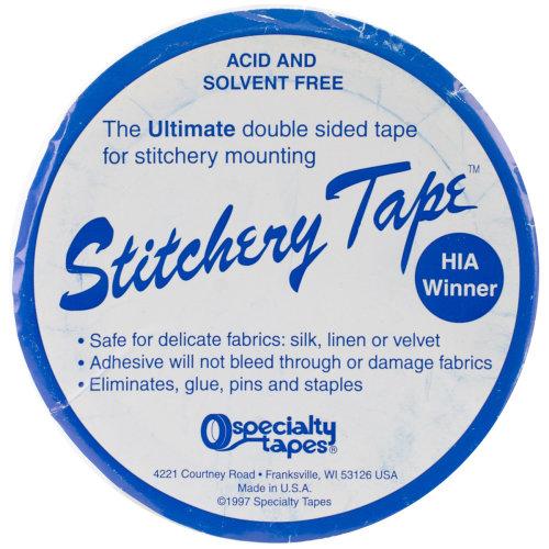"Yarn Tree Stitchery Tape For Framing -1.5""X60' Roll"