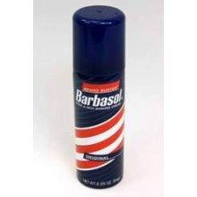 Barbasol Beard Buster Thick  Rich Shaving Cream Travel Size,Original - 2.25 Oz
