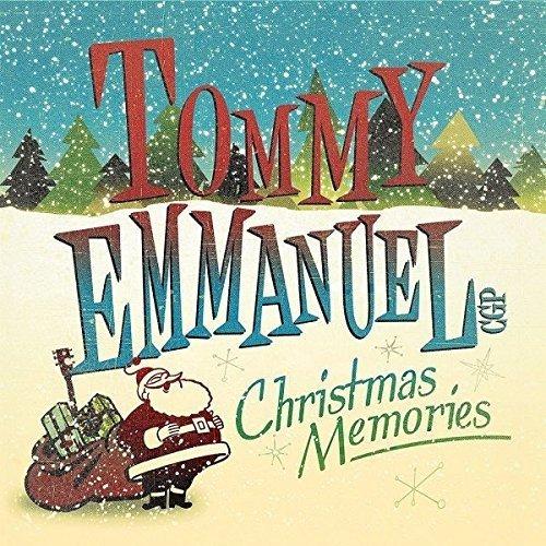 Tommy Emmanuel - Christmas Memories [CD]