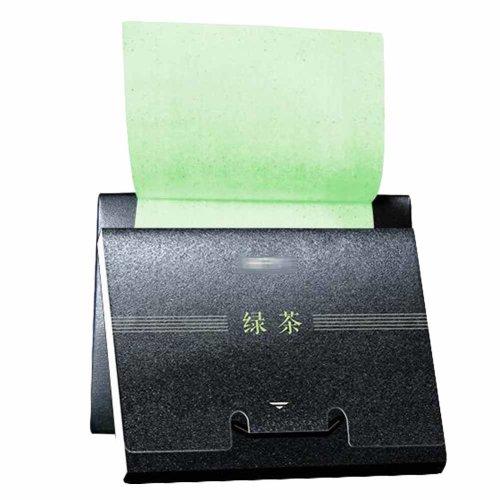 Green Tea Men Women Oil Absorbing Sheets,300 Sheets